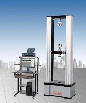 1吨-WD-10B电子式人造板万能试验机