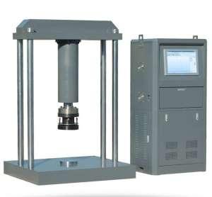 伺服式铸铁井盖压力试验机